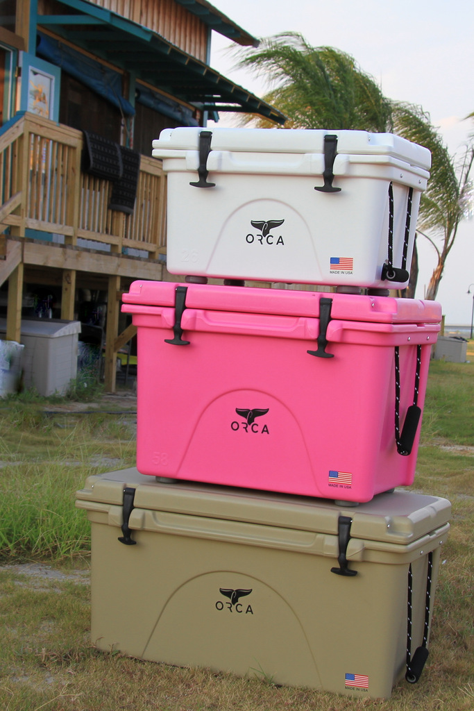ORCA Coolers help you Get Outside!