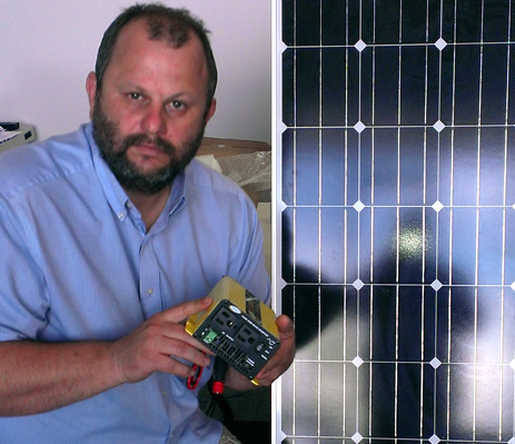 Solar Panel Parts And Components