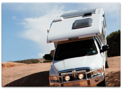 RV Solar Kits create reliable off grid power.