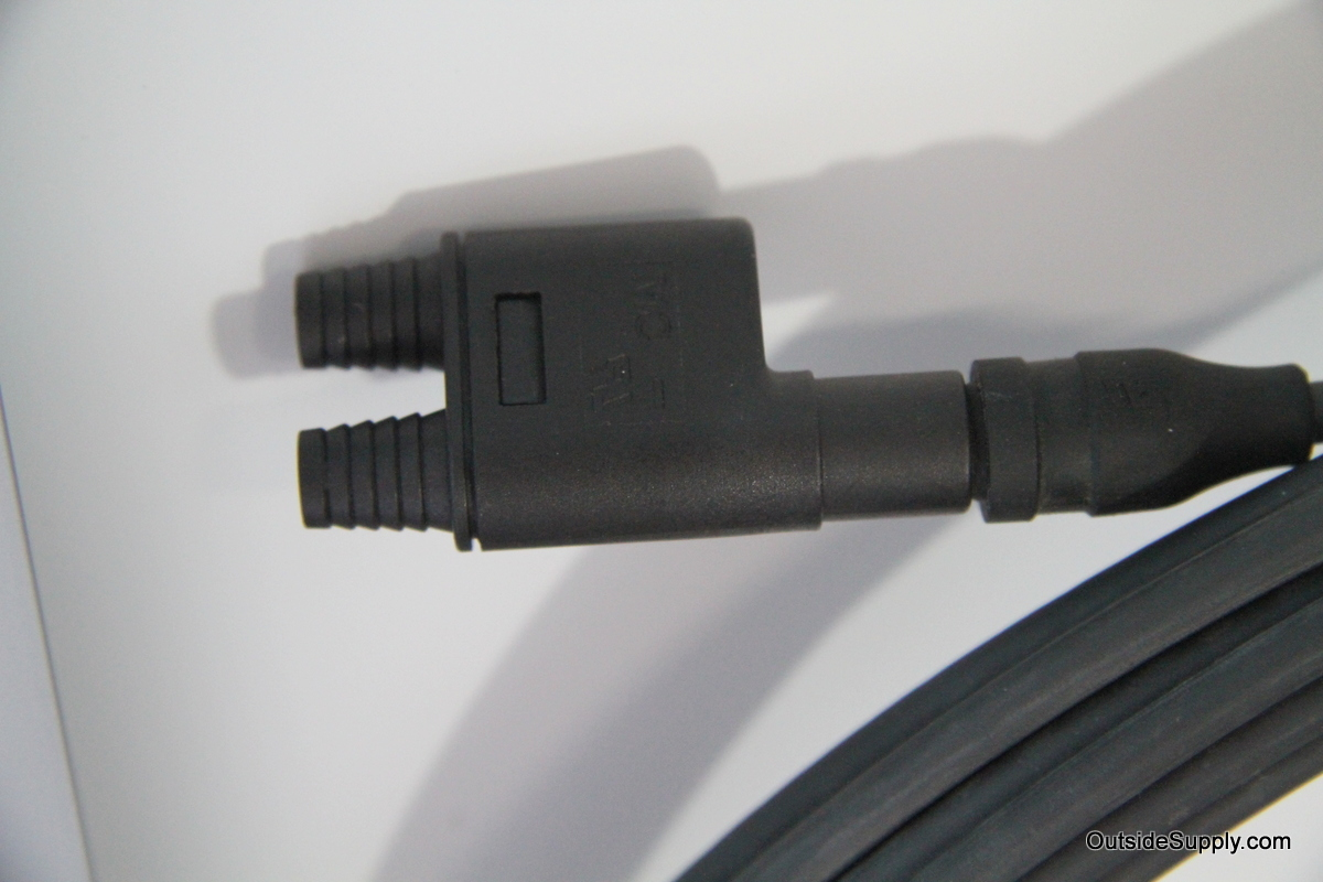 MC3 Branch connector for connecting multiple rv solar panels.