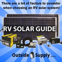 An online guide to rv solar that includes planning, calculations, products and best practices.